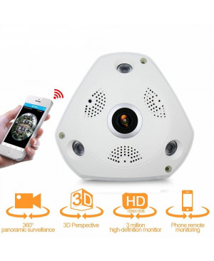 Panoramic 3D Wifi Camera