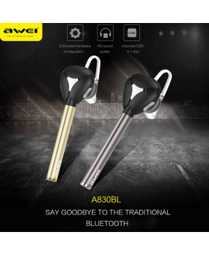Awei A830BL Bluetooth Earphone