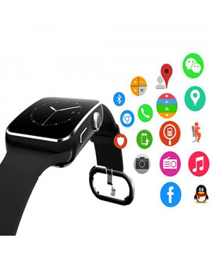 Curved Screen Smart Watch X6