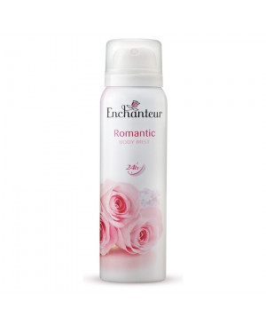 Enchanteur Romantic Body Mist