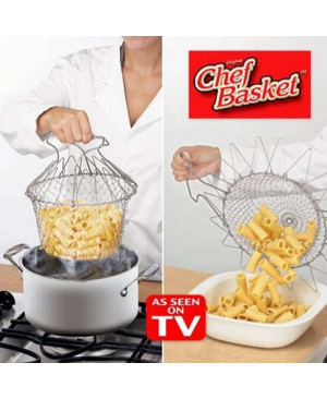 Foldable Chef Basket