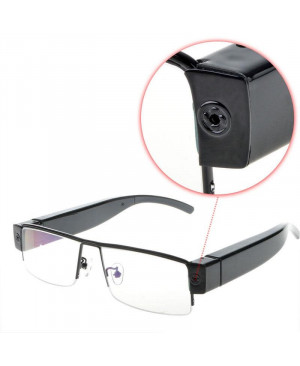 Eyeglass Video Camera Recorder