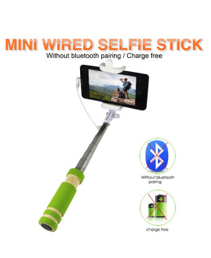Pocket Monopod Selfie Stick