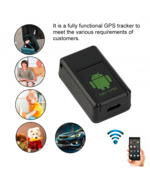 GPS Location Tracker Camera