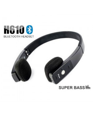H610 Folding Bluetooth Headset
