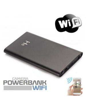 Wifi IP Mobile Power Bank Camera