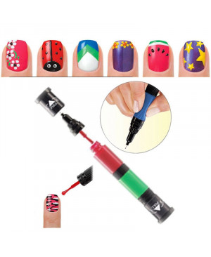 Buy Hot Designs Nail Art Pen  Online in Bangladesh