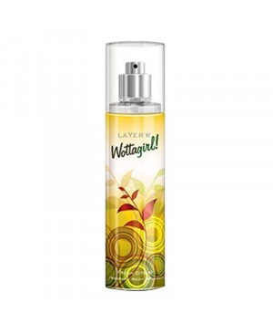 Layer'r Wottagirl Body Spray Fresh Citrus