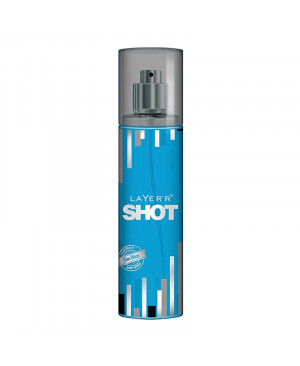 Layer'r Shot Blue Blaze Body Spray