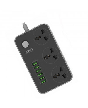 Ldnio Power Socket 6 USB Port