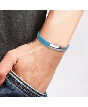 Stylish USB Cable Bracelet