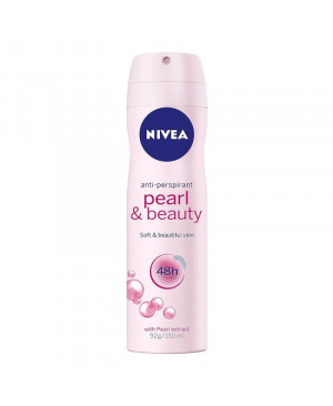 Nivea Pearl & Beauty Body Spray