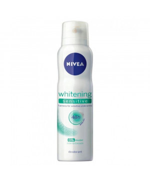 Nivea Whitening Sensitive Body Spray