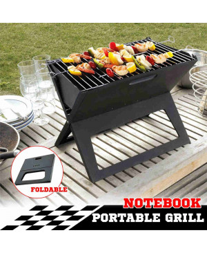 Portable Barbecue Grill Stand
