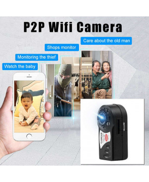 Wifi Ip Camera Q7 Night Vision