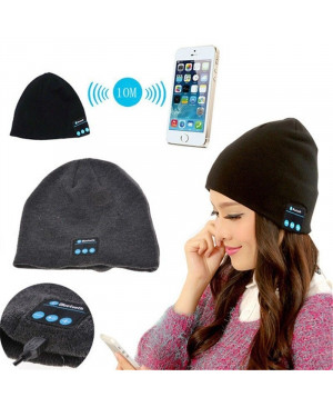 Bluetooth Music Hat Headset