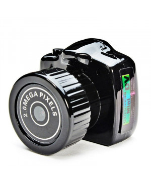 Smallest Digital Camera Camcorder
